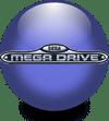 Logo de la Sega Megadrive