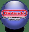 Logo de la console NES ou Nintendo Entertainment System