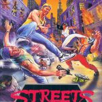 La jaquette du jeu Streets of Rage