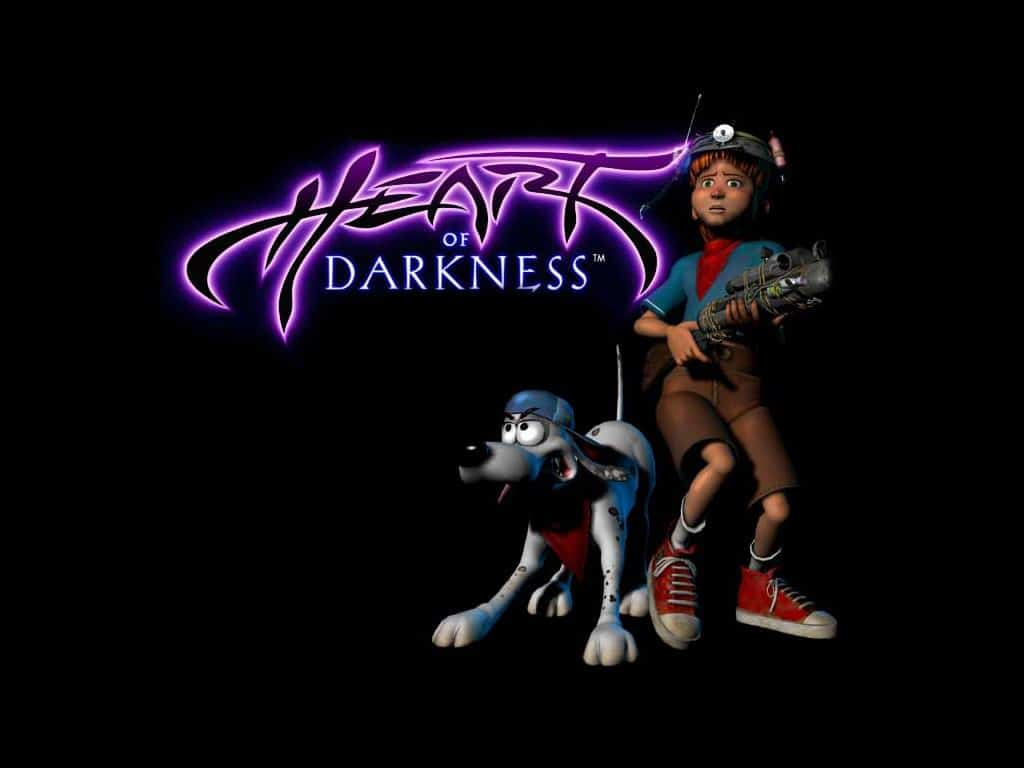 Visuel du héros de Heart of Darkness, Andy, et de son chien