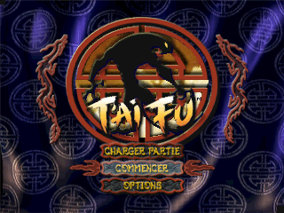 T'ai Fu : Wrath of the Tiger