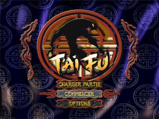 T'ai Fu : Wrath of the Tiger
