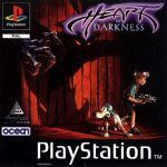 La jaquette du jeu Heart of Darkness sur Playstation