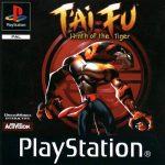 Jaquette du jeu Tai Fu sur Playstation