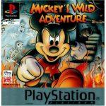 La jaquette du jeu Mickey's Wild Adventure sur Playstation