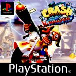 Jaquette du jeu rétro Crash Bandicoot 3 Warped sur Playstation
