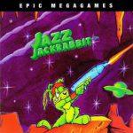 La boite du CD-Rom du jeu Jazz Jackrabbit sur PC