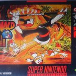 Boite du jeu Donald in Maui Mallard sur Super Nintendo