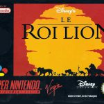 La boite du jeu vidéo Le Roi Lion sur SNES