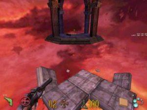 Le monde d'Oneiros dans le jeu Clive Barker's Undying sur PC