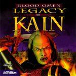 La jaquette du CD de Blood Omen Legacy of Kain sur PC