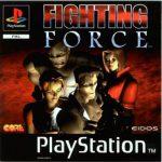 Jaquette du jeu Fighting Force sur PS1