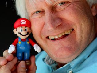 Charles Martinet, doubleur de toute la famille Mario !