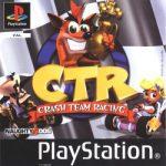 La jaquette du jeu Crash Team Racing sur PS1