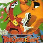 Boîte du jeu ToeJam and Earl sur MegaDrive