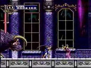 Le Minotaure Zombie dans le jeu Castlevania Rondo of Blood
