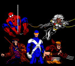 Spider-Man and X-Men : Arcade's Revenge