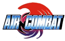 Le Logo du jeu Air Combat sur Playstation