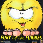Boite du jeu Fury of the Furries sur Amiga