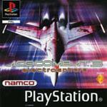Jaquette du jeu Ace Combat 3 sur Playstation