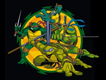 Tortues Ninja : Fall of the Foot Clan