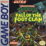 Boite du jeu Tortues Ninja sur Game Boy