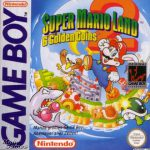 Boite du jeu Super Mario Land 2 sur GameBoy