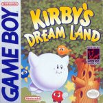 Boite du jeu Kirby's Dream Land sur Game Boy