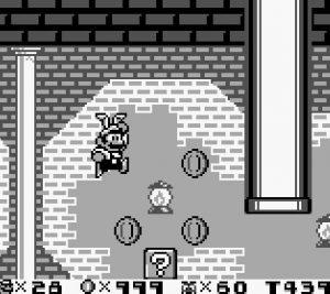 Mario avec les oreilles de lapin