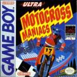 Boite du jeu Motocross Maniacs sur Game Boy