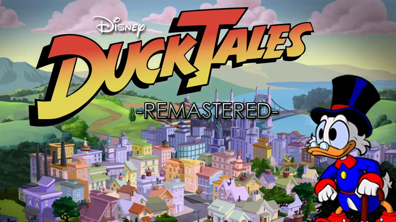 Duck Tales Remastered sur PS3