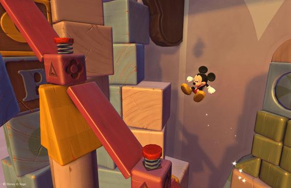 Castle of Illusion réédité en HD par SEGA et Disney