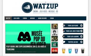 Watzup, magazine culturel collectif