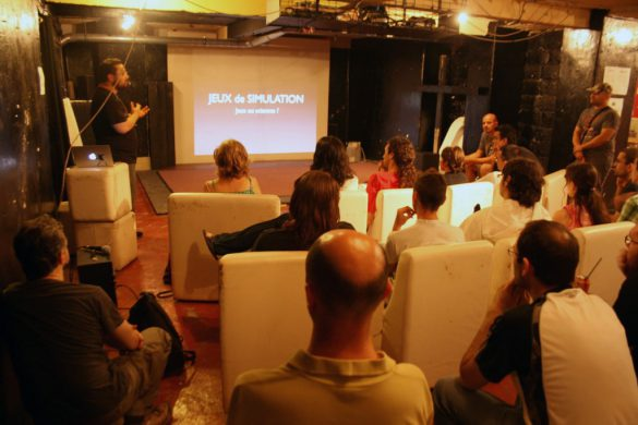 Conférence retrogaming à Nice
