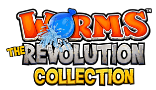 Logo du jeu Worms the Revolution Collection sur XBOX360