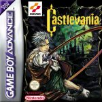 Jaquette du jeu castelvania circle of the moon sur GBA
