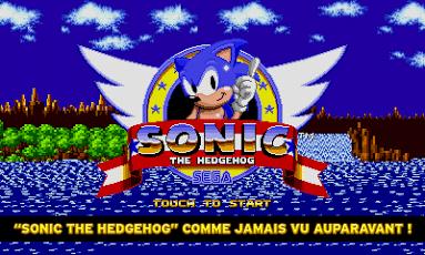 Sonic débarque enfin sur Android