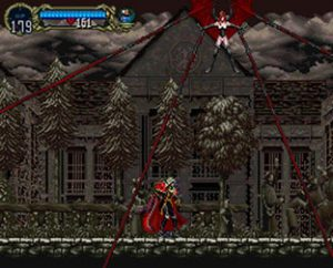 succube symphony of the night PS1