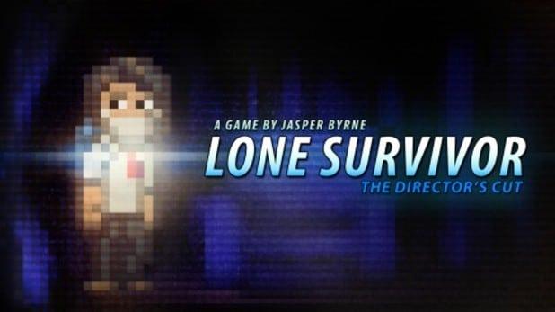 Ecran de présentation du jeu Lone Survivor Director's Cut