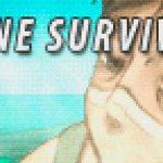 Dessin du héros du jeu Lone Survivor sur Playstation