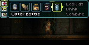 Inventaire du jeu Lone Survivor