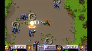 Arme secondaire dans The Chaos engine sur steam