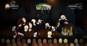 Boss vampire Nosferatu dans Foul Play sur XBLA