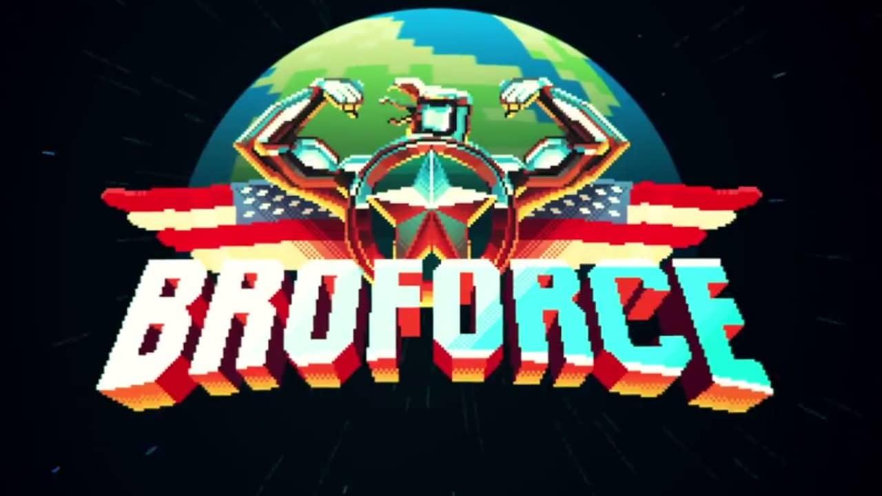 Logo du jeu vidéo BroForce