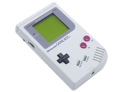Photo Game Boy classique