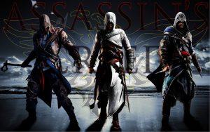altair ezio assassin's creed