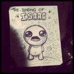 Artwork de Binding of Issac