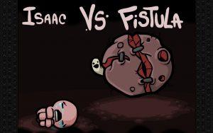 boss fistula dans le jeu binding of isaac