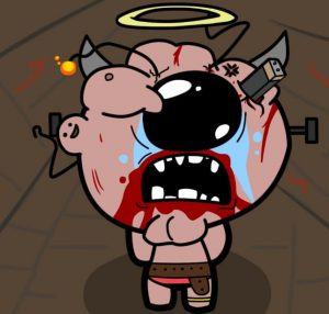 the binding of isaac transformation avec loots