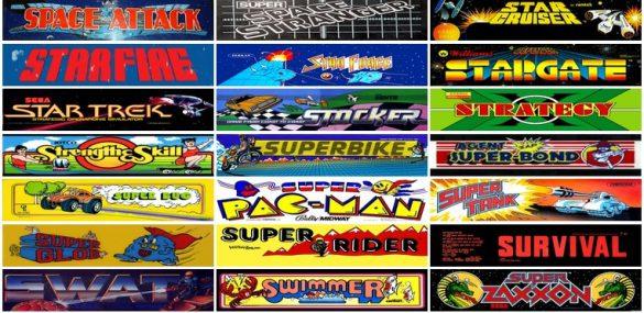 900 jeux arcade en ligne gratuit